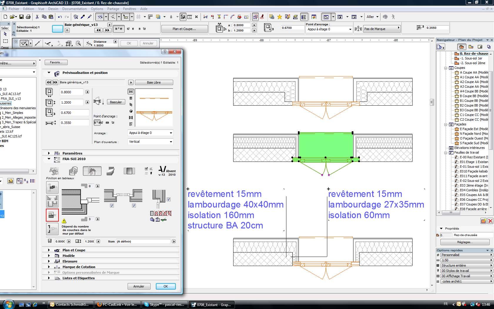 Symbole plan architecte symboles de plan de maison for Architecte 3d importer plan pdf